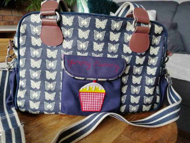 Pink Lining kultowa torba do wózka stan idealny