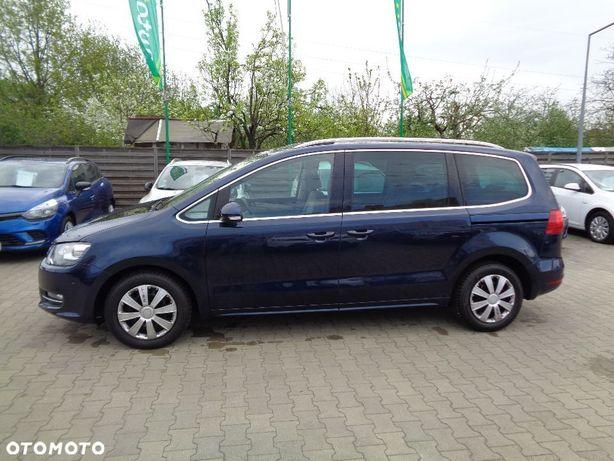 Volkswagen Sharan 1 szy wlasciciel serwis aso 7 osobowy 4x4 skóry panorama navi itd.