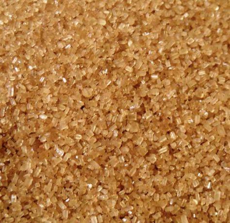 Сахар тростниковый песок кристаллический 1 кг