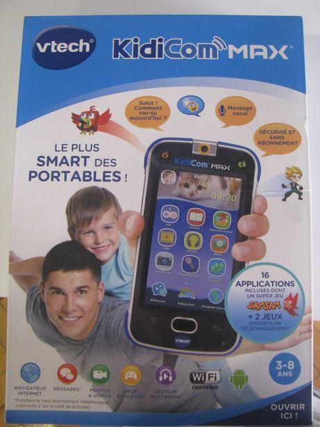 Nowy Vtech KidiCom  smartphone dla  dzieci