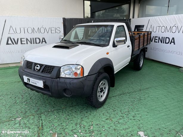 Nissan Pick-up 4X4 Cab.Simples