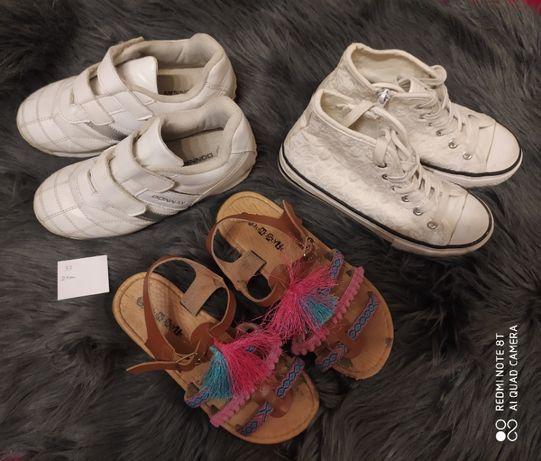 Buty rozmiar 33 34 wkładka 21 cm adidasy trampki sandały buciki buciki