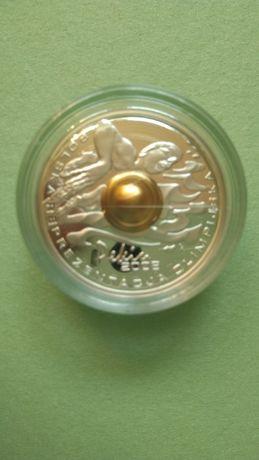 Moneta kolekcjonerska 10 zł srebro Igrzyska Pekin 2008