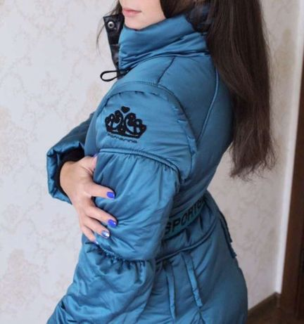 Куртка демисезонная , Fornarina Италия фирменная S