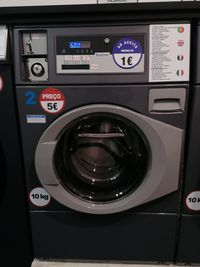 Máquina de lavar roupa Self service ocasião