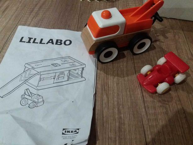 Garaż Ikea Lillabo auto warsztat samochodowy  +  auto gratis