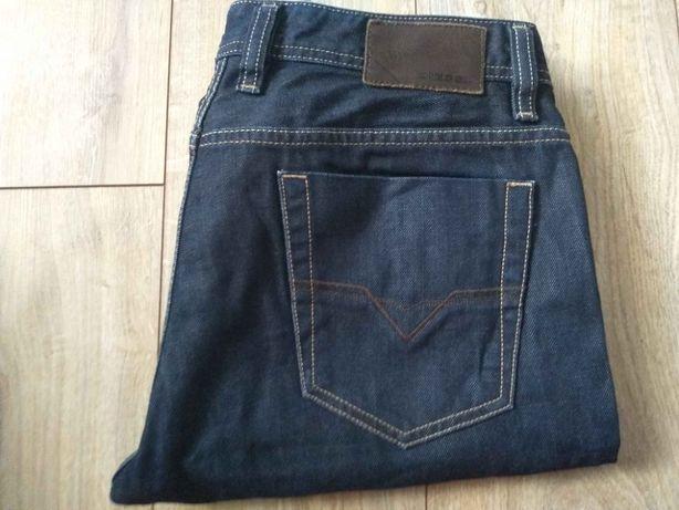 Diesel Viker R Box spodnie jeansowe W33L30 jak nowe