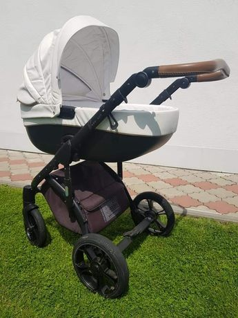 Wózek Roan Bass Soft 2w1 +torba gondola i spacerówka
