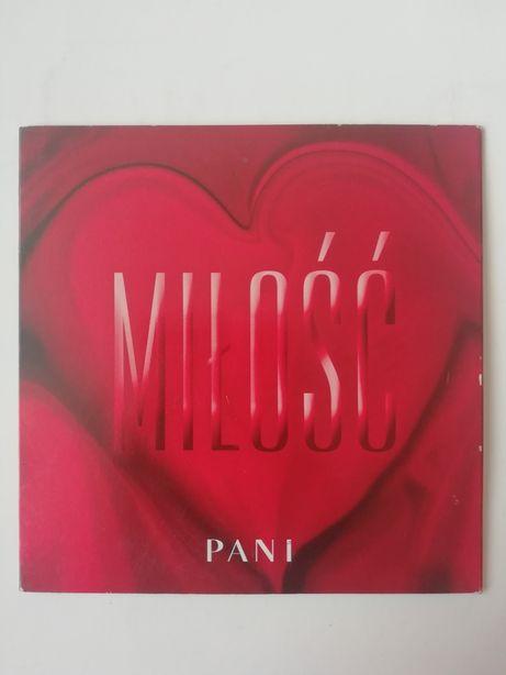 Płyty cd  Miłość