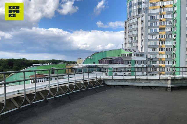 178.5м2 — квартира в ЖК Паркове місто
