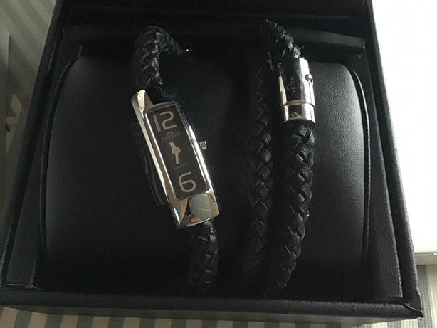 Relogio Eletta Preto com pulseira