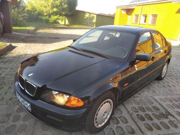 BMW 3 AUTOMAT - NOWY GAZ - LPG - 1,8 benzyna