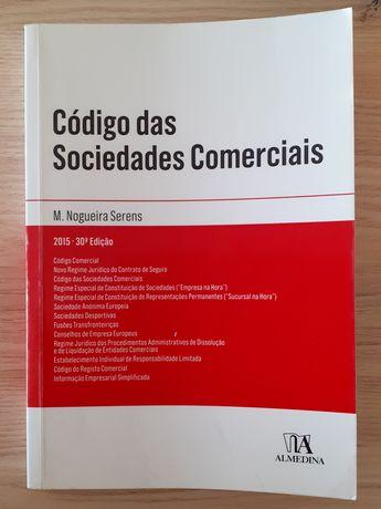 Código das Sociedades Comerciais, M. Nogueira Serens