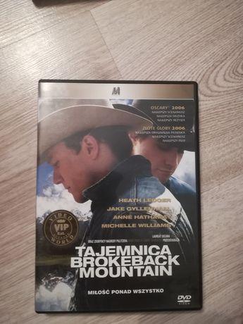 Tajemnica Brokeback Mountain DVD