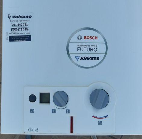 Esquentador Vulcano Inteligente Gás Garrafa 11 Litros