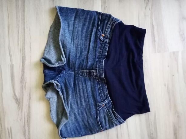 Ubrania ciążowe jeansy, dresy...