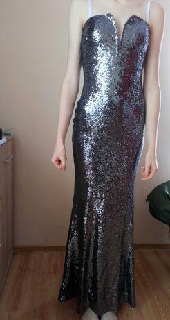 Sukienka balowa ,syrena