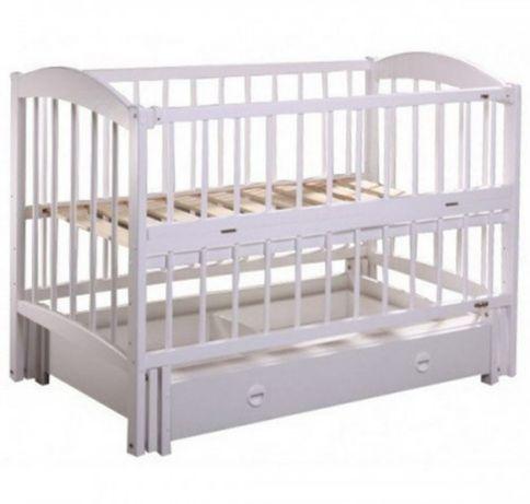 """Ліжечко дитяче, кроватка для новонародженого тм"""" Кузя"""""""