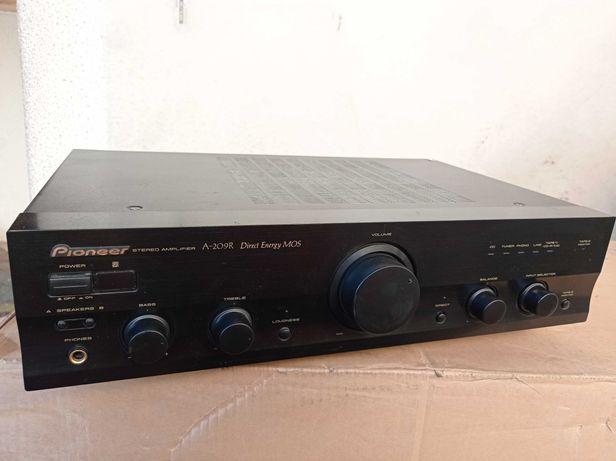 Amplificador Pioneer A-209R, Direct Energy Mos como novo