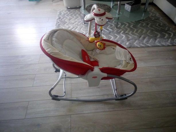 Bujaczek leżaczek dla dziecka