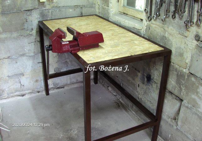 Stół warsztatowy, ślusarski