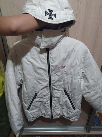 Крутая лыжная куртка унисекс