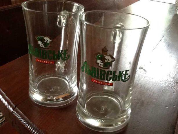 бокалы для пива стекло