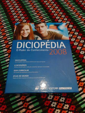 Diciopédia 2008 para venda