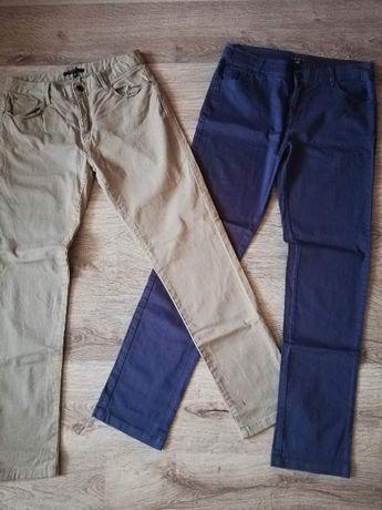 Zestaw 2 spodni Greenpoint beżowe i niebieskie