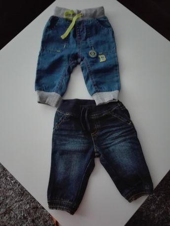 Spodnie 5 10 15 roz 62