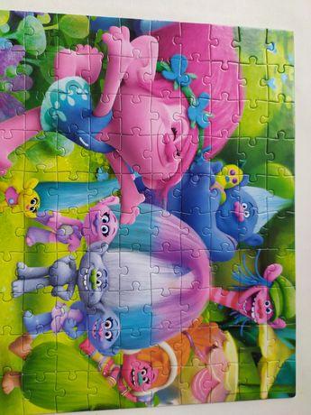Puzzle 100el Trolls Trole
