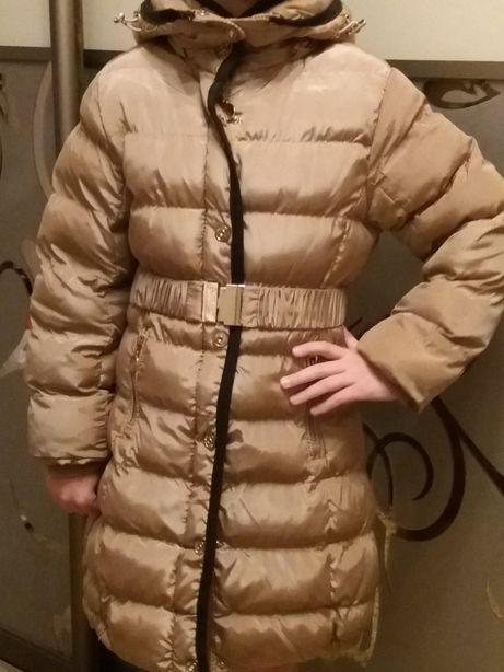 Пальто зима TYK