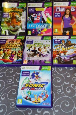 Jogos xbox 360 Kinect