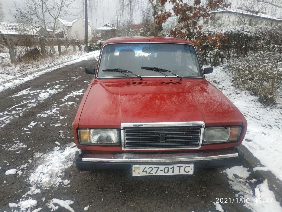 Машина Ваз 2107 1988 Львов - изображение 1
