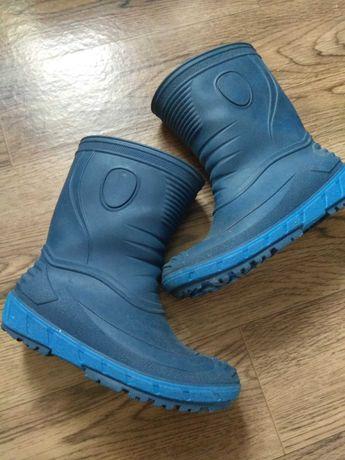 Дитячі резинові чобітки