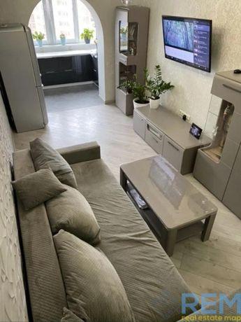 LF5. Большая 2-комн. квартира с ремонтом в новом доме на Сахарова