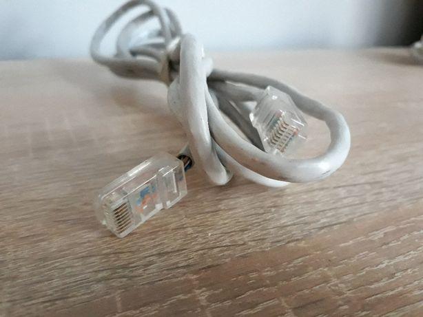 Kabel sieciowy UTP 4PR 2m szary