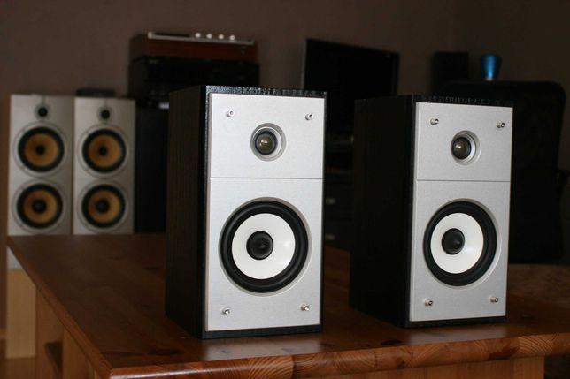 Kolumny półkowe Prism głośniki do  kino domowe