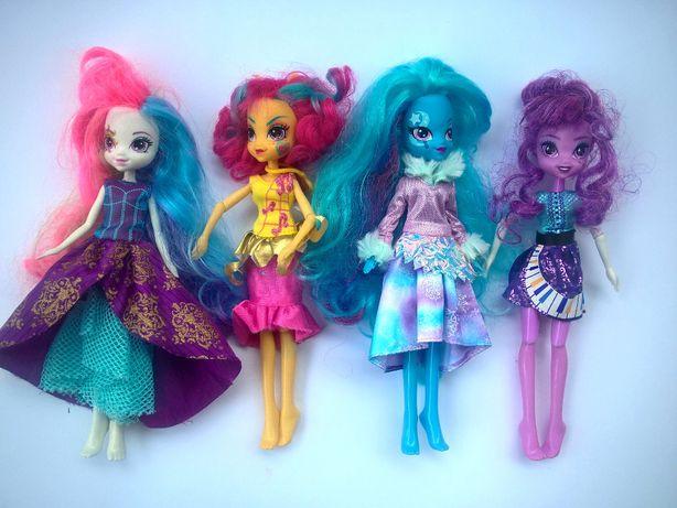 My Little Pony Equestria Girls Hasbro 4szt