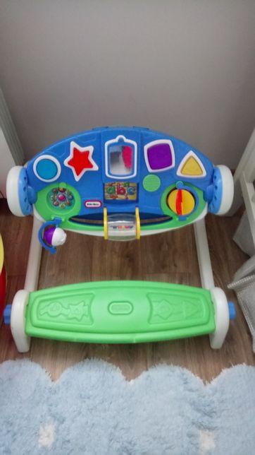 OKAZJA! Muzyczno - edukacyjny ogródek zabaw 5w1 Little Tikes