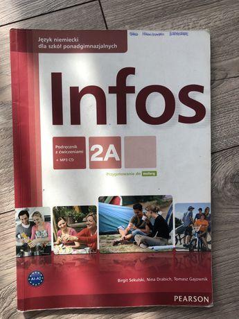 Podręcznik Infos 2A