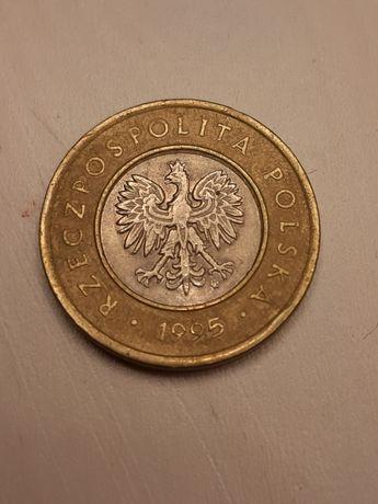 Moeda 2 zlote Polônia
