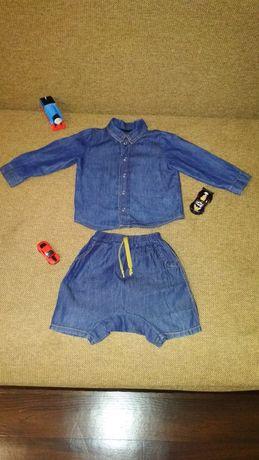 Детский костюм (лёгкий джинс)