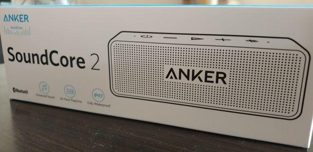 Anker Soundcore 2 przenośny zestaw głośnomówiący Bluetooth