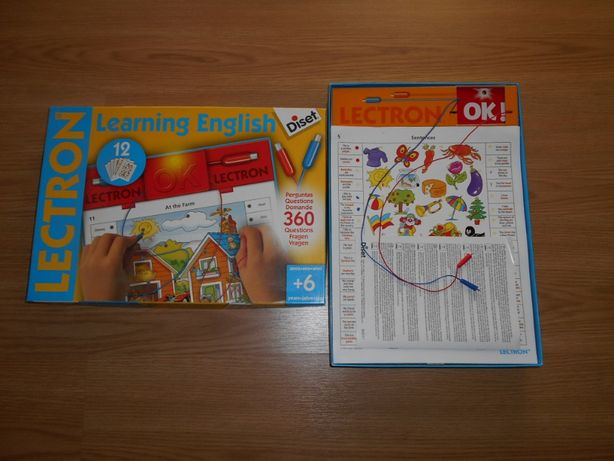 Jogo Aprende Inglês