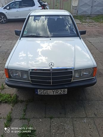 Mercedes 190 W 201 Stan kolekcjonerski