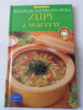 Zupy z warzyw Ewa Aszkiewicz