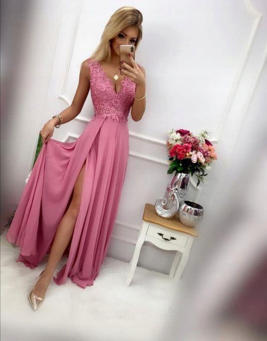 Suknia sukienka nowa Jelcz-Laskowice - image 1