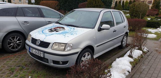 Volkswagen Polo 1,4 benzyna auto bez korozji