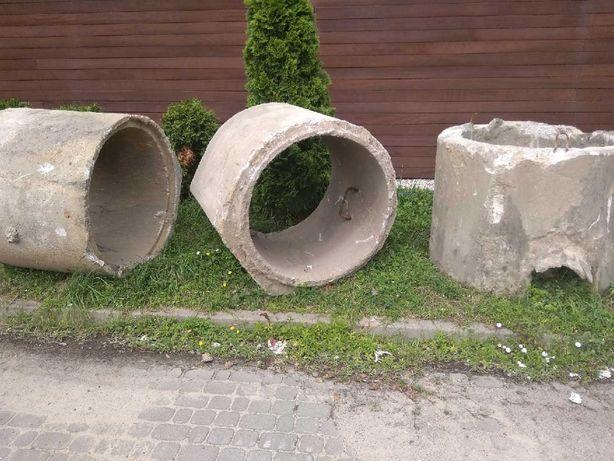 kregi betonowe szamba